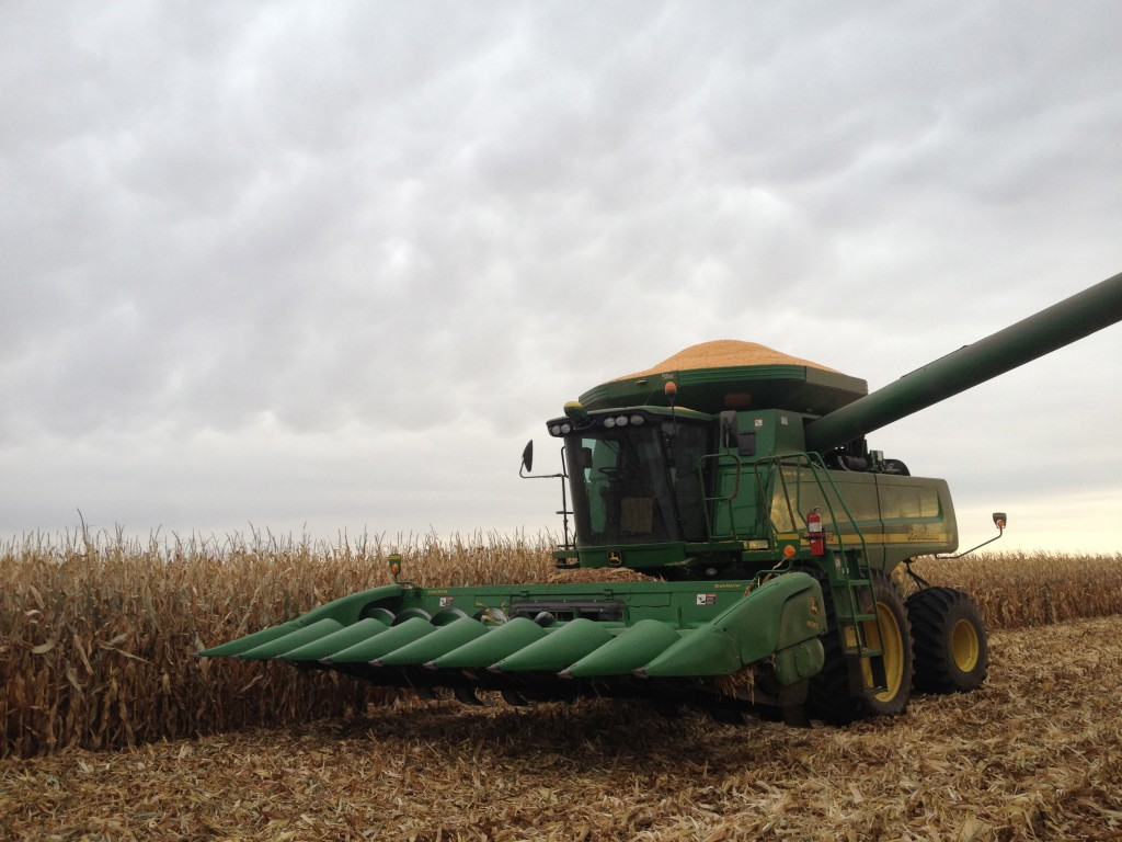 Let' The Combines Roll!