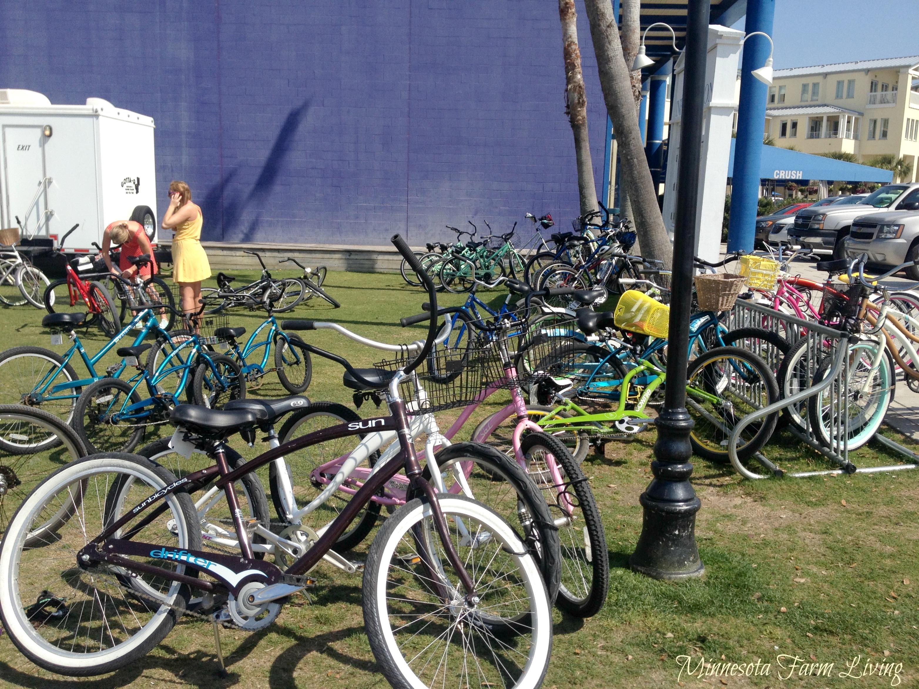 Motor Bikes Rentals On Mackinac Island