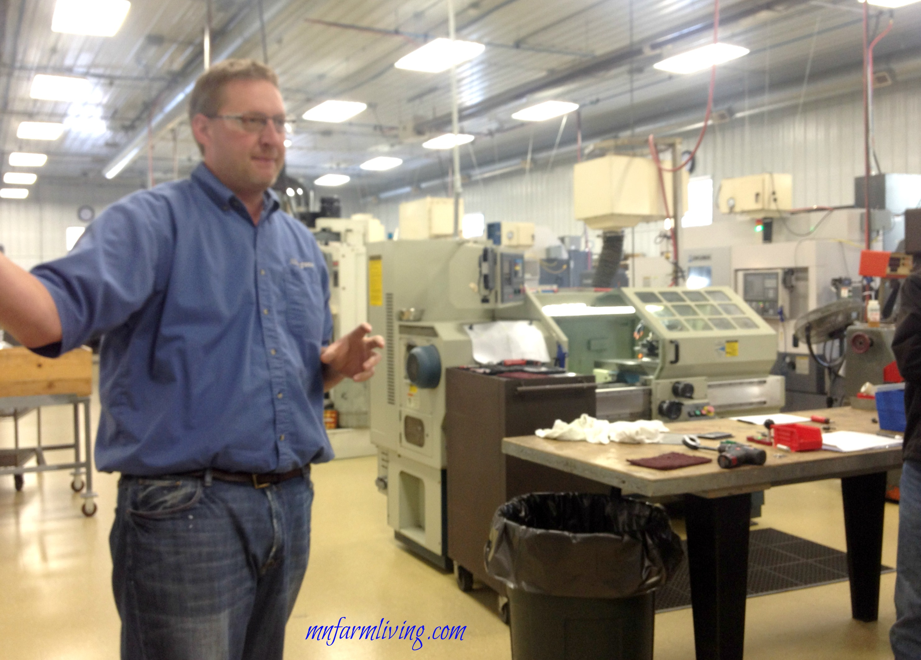 MN Agriculture – Nova-Tech Engineering, Using Technology to Benefit Agriculture