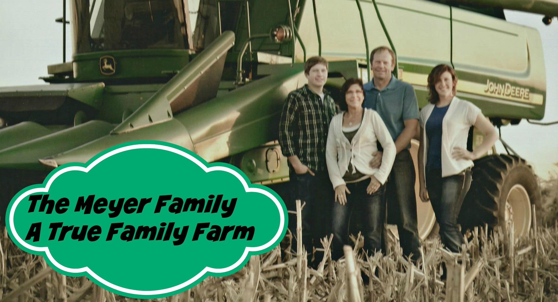 MN Agriculture: The Meyers, A Family Farm In The Truest Sense