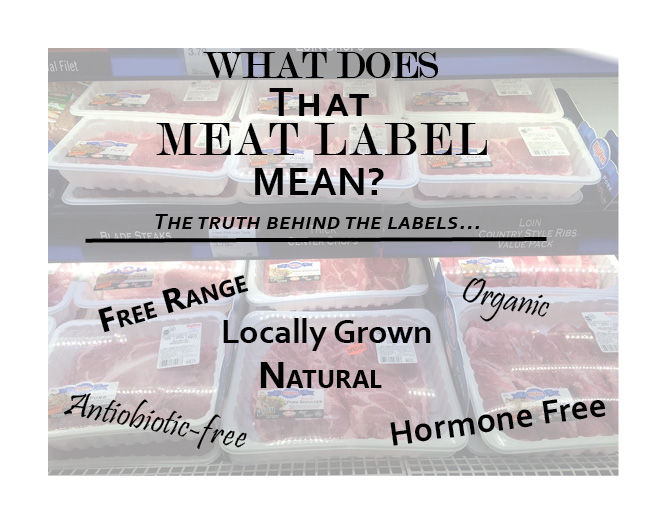 What's On That Meat Label?