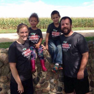 MN Agriculture: Jason and Jennifer Kirchner, Stonegate Orchard