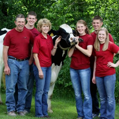 """MN Agriculture: Luke Daninger, """"Grass to Glass"""" Dairy"""